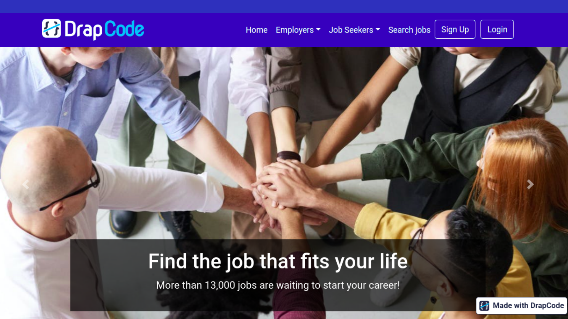 Job Board - Template