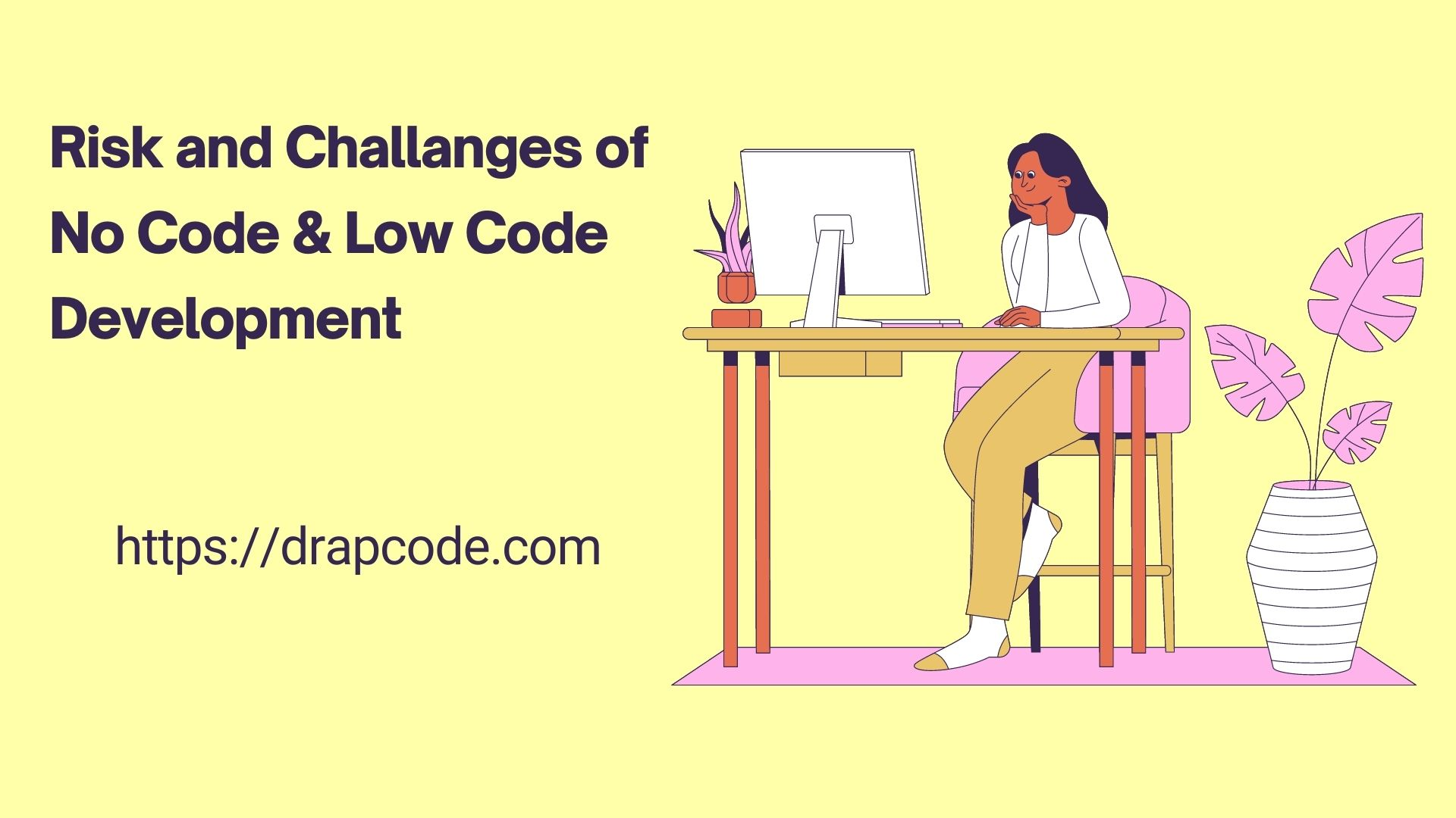 Risk and Challenges of No Code & Low Code Development